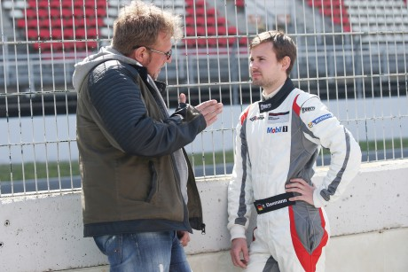 Motorsports: Porsche Mobil 1 Supercup Test Barcelona 2015,
